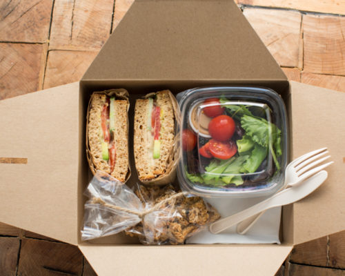 boxed lunch